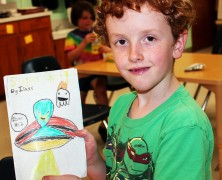 Enjoy Arts With The Family At Creative Action's Fall Classes {And A Giveaway}