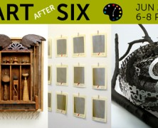 Event: Art After Six @ The People's Gallery, June 26, 2015