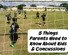 Five Things Parents Need to Know About Kids and Concussions