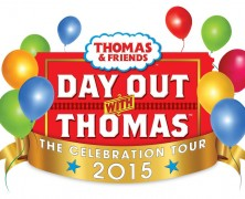 Giveaway: Thomas the Tank Engine