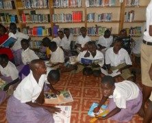Libraries of Love Builds a Brighter Future for African Kids, One Book at a Time