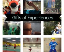 Think Outside of the Box: Gifts of Experiences