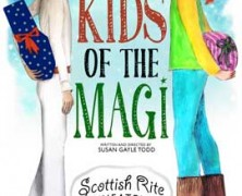 Giveaway: Scottish Rite Kids of the Magi Family Four Pack