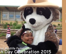 Event: National Wildlife Federation Earth Day 2015 Celebration