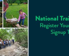 Event: National Trails Day, June 6, 2015