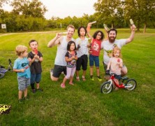 Feature: Nick Cantrell, Founder of the Junior Bike League