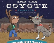 GIVEAWAY: Scottish Rite Presents Pancho Rabbit and the Coyote