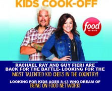 Food Network Casting for Cooking Show
