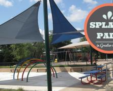 Cool Down at an Austin-Area Splash Pad