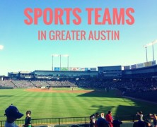 Sports Teams in Greater Austin