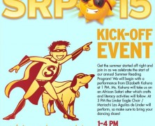 Summer Reading Programs Kickoff Events