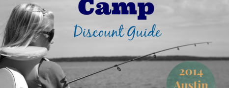 2014 Summer Camp Discount Guide