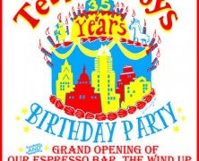 Event: Terra Toys 35th Birthday PARTY!!