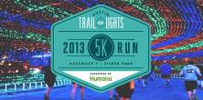 Trail of Lights 5K registration is now open