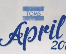 TOMS Austin April In-Store Events
