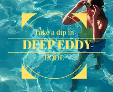 Swim at Deep Eddy Pool
