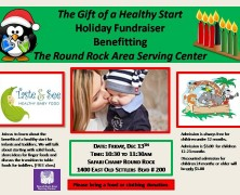 Event: The Gift of a Healthy Start