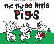 Review and GIVEAWAY: Three Little Pigs