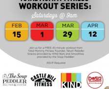 Free Workout Series