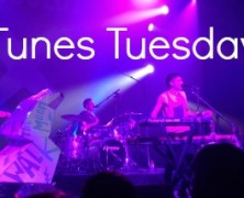 Tunes Tuesday: The Blank Tapes