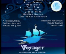 Event: Voyager Progressive Music Festival, June 13, 2015