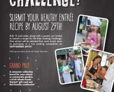 Whole Foods Third Annual Kids Cooking Challenge