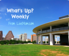 What's Up Weekly: March 30 – April 3, 2015