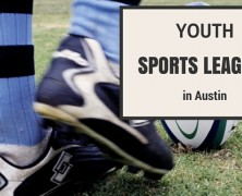Kids Fall and Winter Sports Leagues in Greater Austin