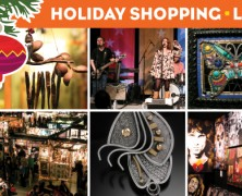 Giveaway: Armadillo Christmas Bazaar Season Passes