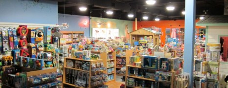 Brilliant Sky Toys and Books Offers Curbside Pickup