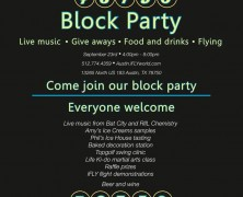 Event: Austinville Block Party