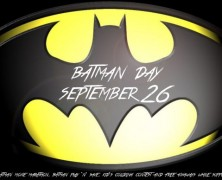 Event: Batman Day at Dragon's Lair Comics, 9/26