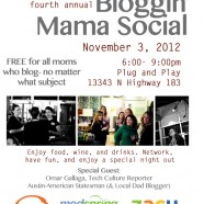 Invitation: 4th Annual Austin Bloggin' Mama Social