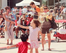 Event: Bubblepalooza!, June 6, 2015