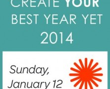 Your Best Year Yet Workshop with Carrie Contey, Ph.D.