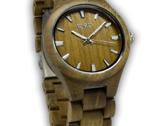 Giveaway: Jord Wood Watch