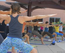 Event: 2015 Austin Free Day of Yoga, 9/7