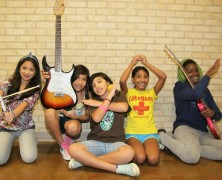 Girls Rock Camp Spots Remain, Scholarships Available, Volunteers Needed