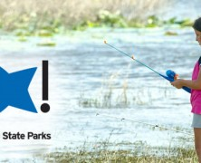 Event: Go Fish! Learn to Fish at McKinney Falls State Park, 10/10