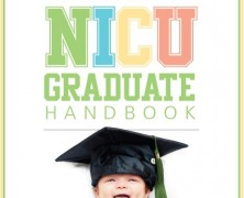Hand to Hold Supporting NICU Graduates with New Handbook