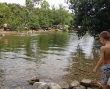 Exploring the Barton Creek Greenbelt