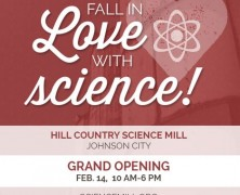 Giveaway: Hill Country Science Mill