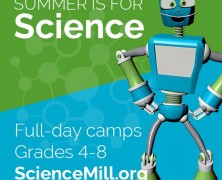 Summer Camp at Hill Country Science Mill