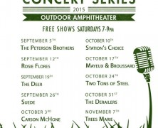 Event: Hill Country Galleria Fall 2015 Saturday Night Concert Series
