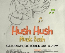 Event: Hush Hush Music Bash