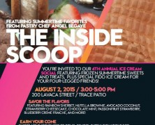 Event: TRACE Austin Ice Cream Social