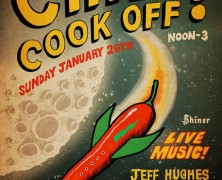 8th Annual Jo's Chili Cook-Off