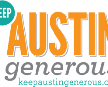 Season of Giving: Keep Austin Generous and Helping Newtown