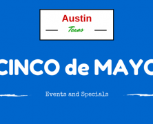 Cinco de Mayo Events in Austin