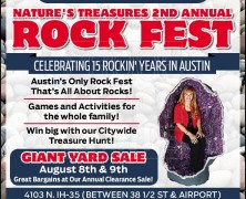 Event: Nature's Treasures 15th Anniversary Festivities